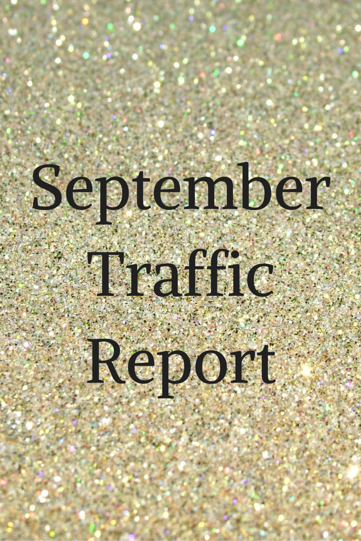 September Traffic Report