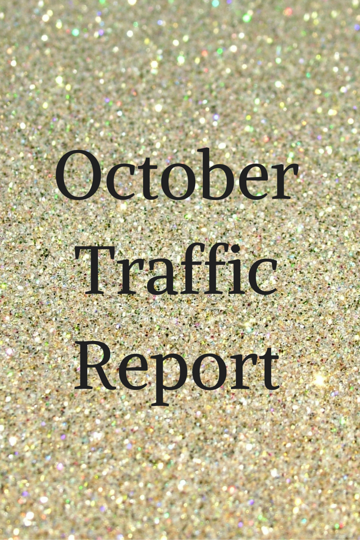 October Traffic Report