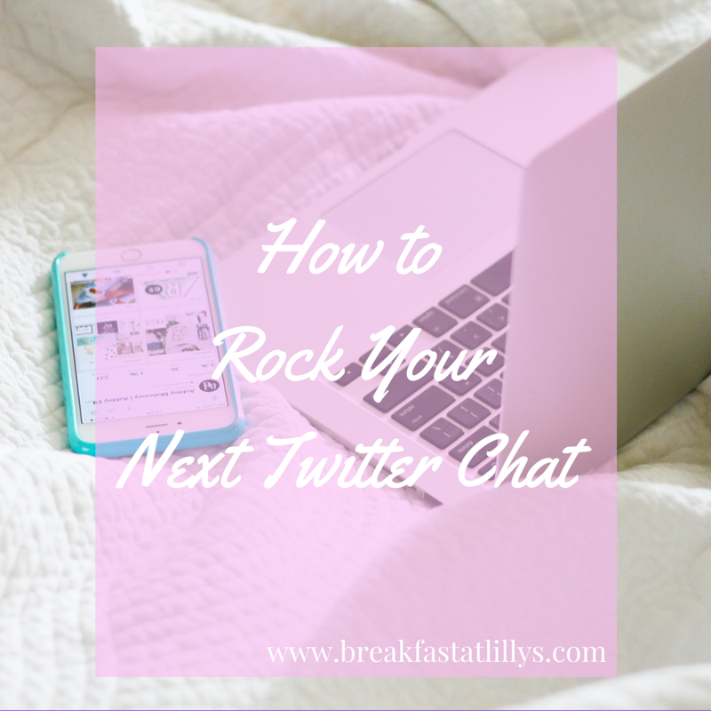 5 Ways to Rock Your Next Twitter Chat