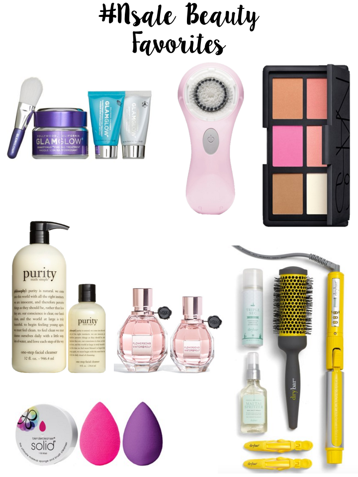 #NSale Beauty Favorites