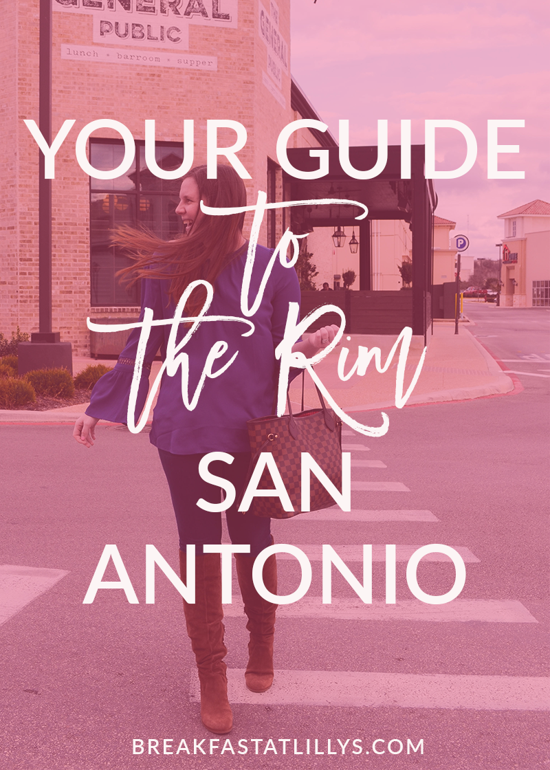 Your Guide to The Rim in San Antonio
