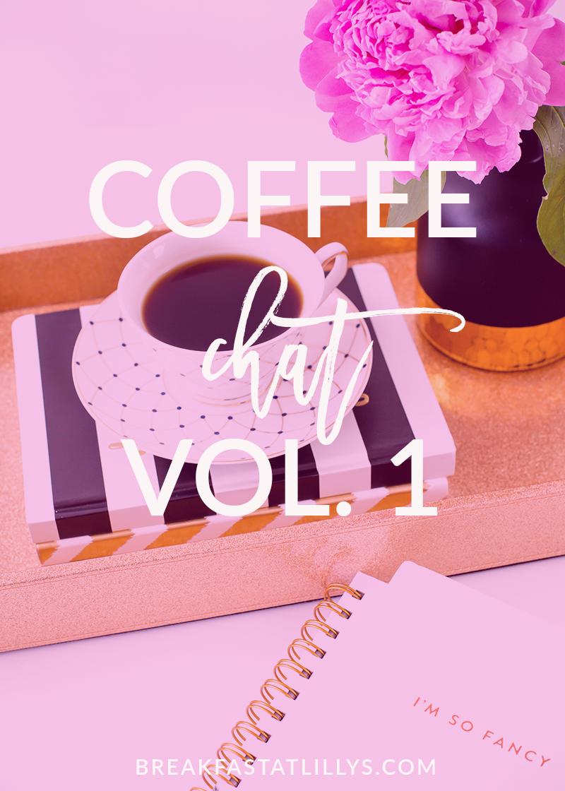 Coffee Chat Vol. 1