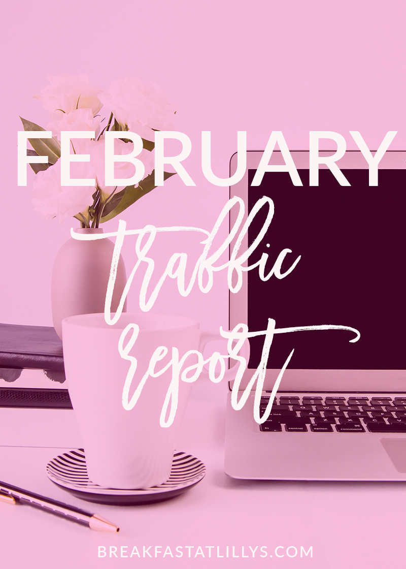 February Traffic Report