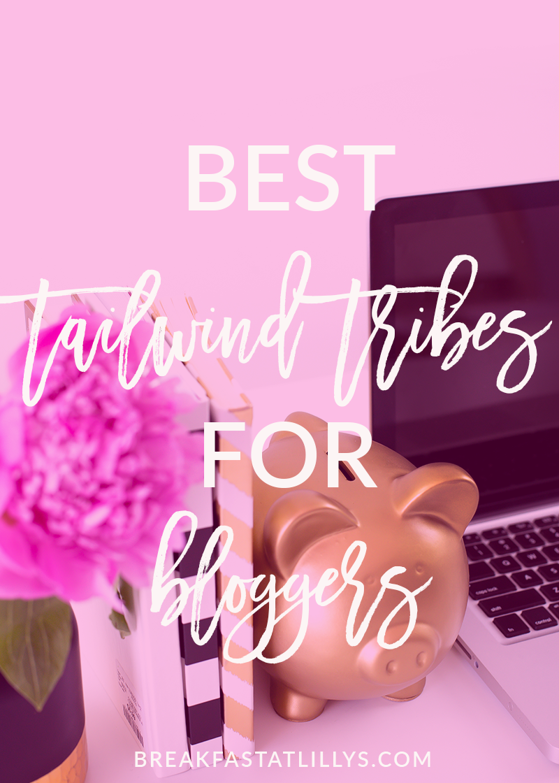 30 Best Tailwind Tribes for Bloggers