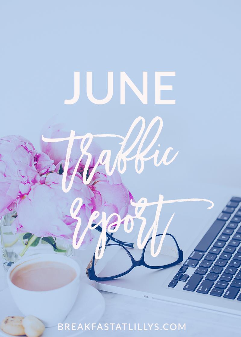 June Traffic Report 2017