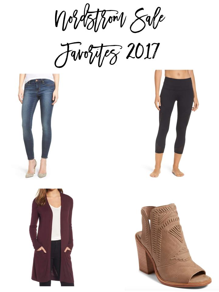 Nordstrom Sale Favorites 2017