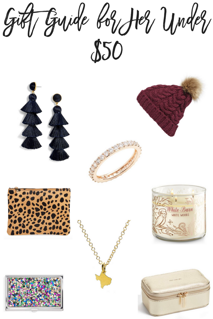 The Ultimate Gift Guide for Women 2017