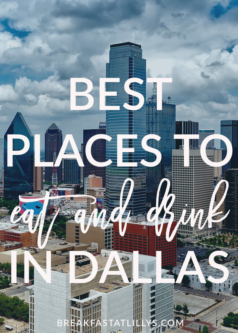 Top Restaurants in Dallas