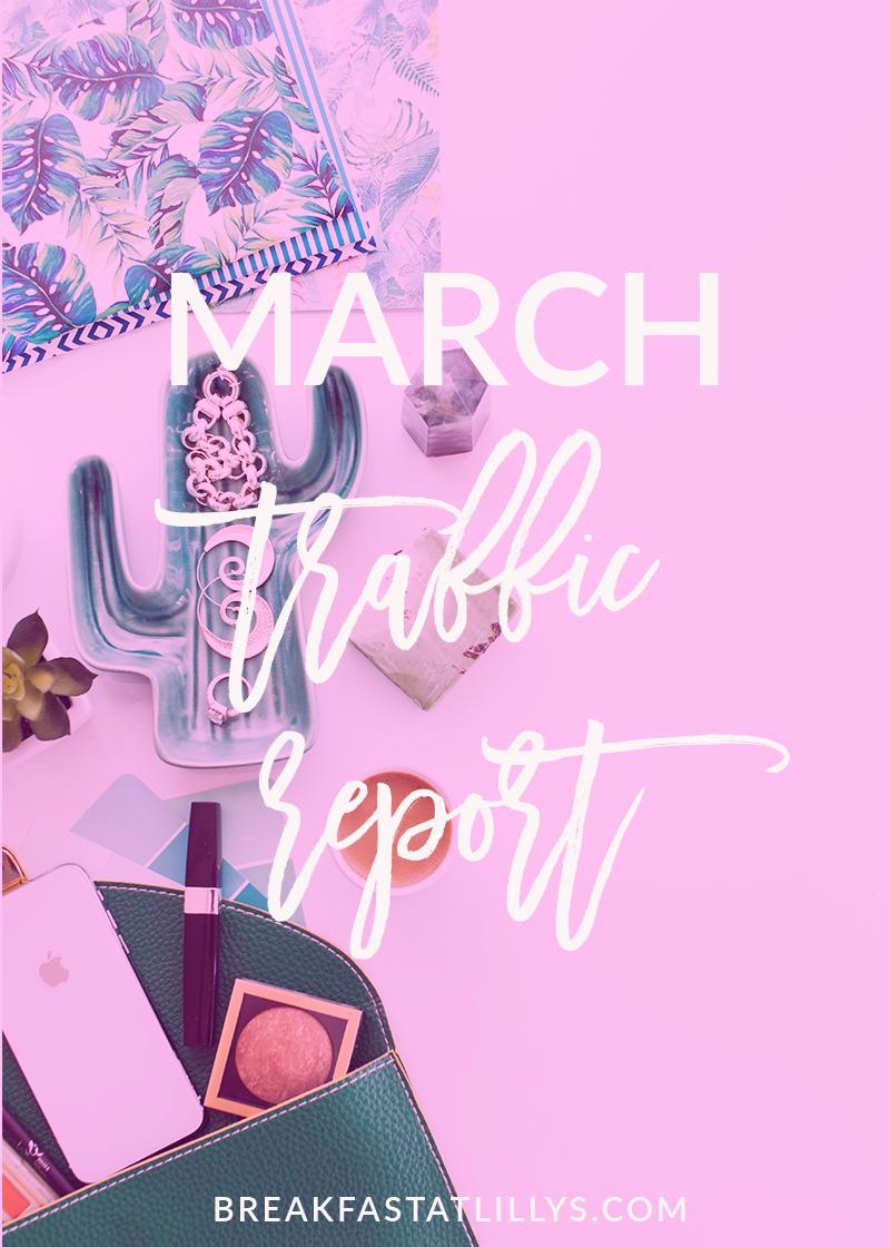 February Traffic Report 2018