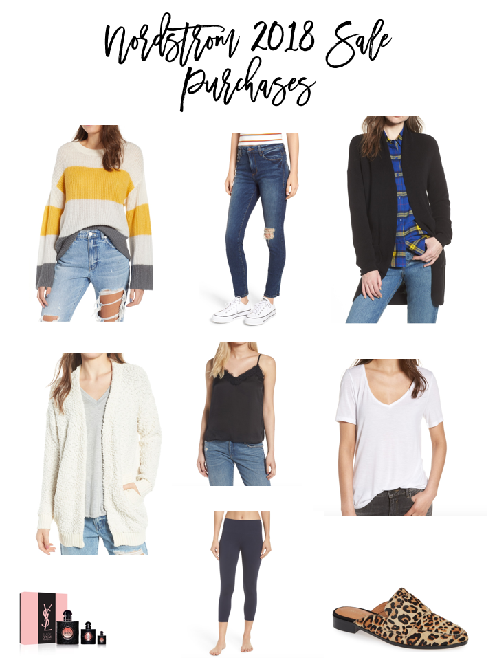 Nordstrom Anniversary Sale Purchases 2018