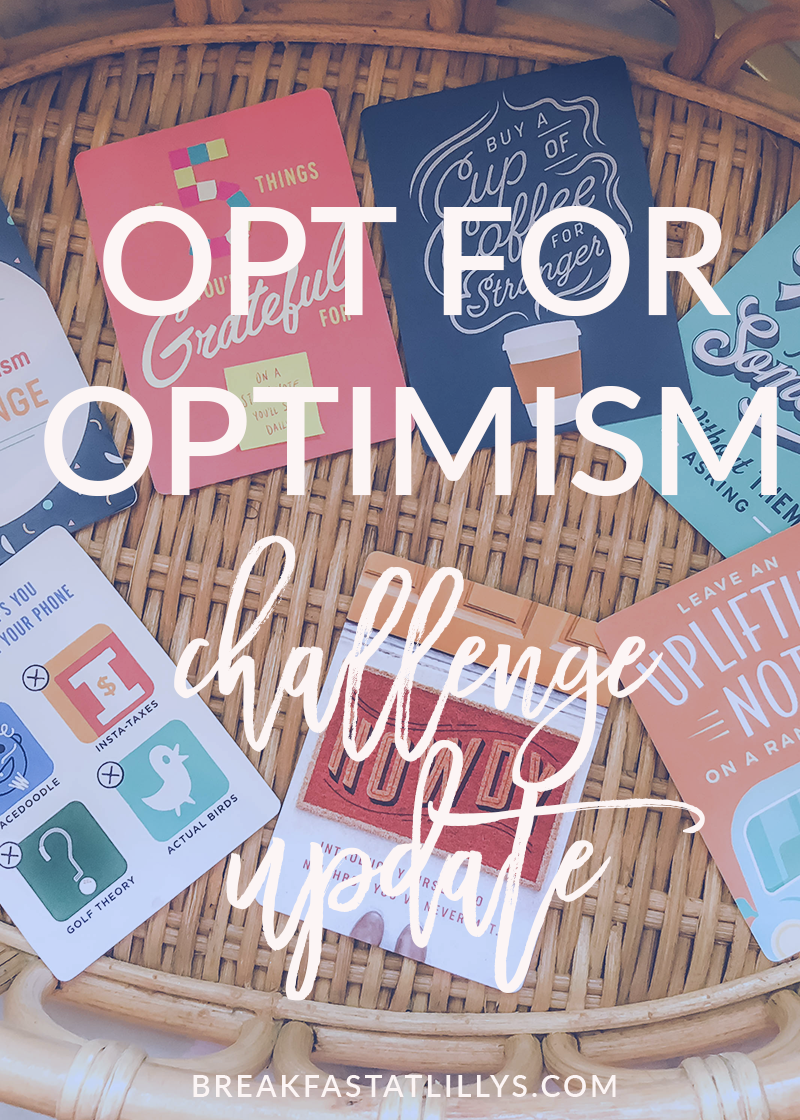 Opt for Optimism Challenge with Frost Update