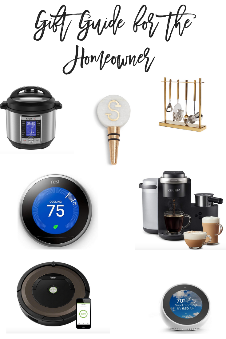 The Best New Homeowner Gifts 2018